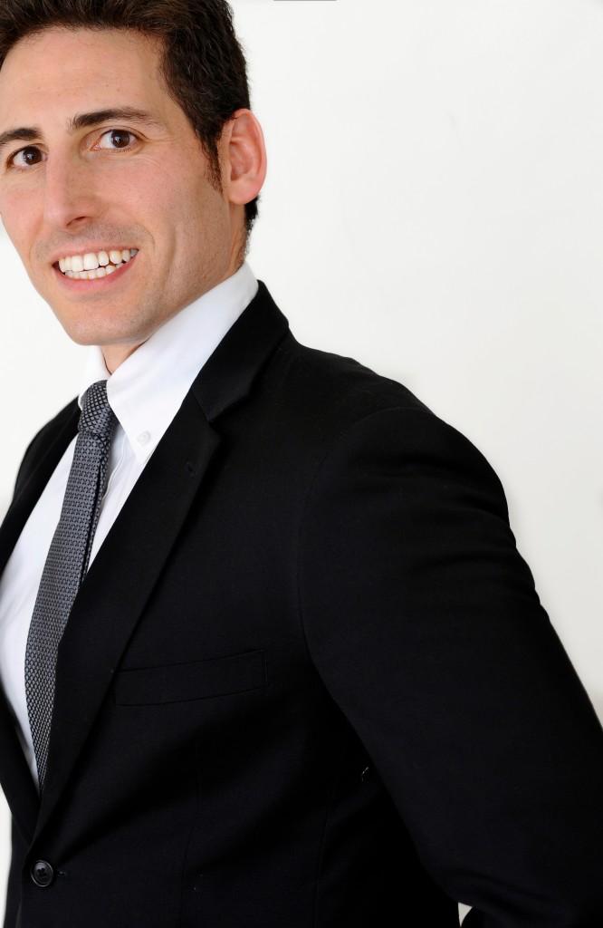 Aaron Bilgrad Headshot #2 - Master